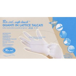 ROIAL LATEX RUKAVICE S...