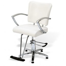 HAIR STYLING CHAIR WITH...