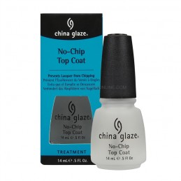 CHINA GLAZE NO-CHIP TOP...