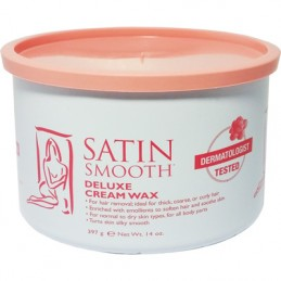 SATIN SMOOTH - DELUXE CREAM...