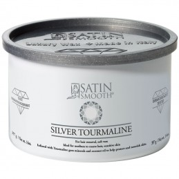 SATIN SMOOTH SILVER...