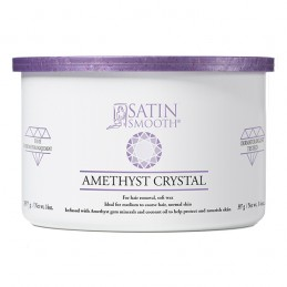 SATIN SMOOTH AMETHYST...