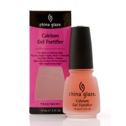 CHINA GLAZE CALCIUM GEL...