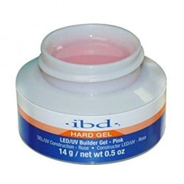 IBD LED/UV Builder Gel Pink 14g