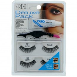 ARDELL STARTER KIT 101 DEMI BLACK - 68997