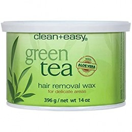 CLEAN+EASY GREEN TEA VOSAK ZA DEPILACIJU