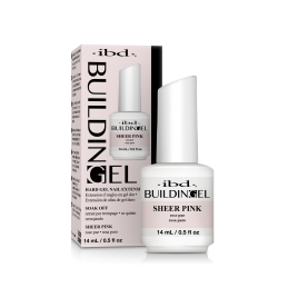 IBD BUILDING GEL SHEER PINK - 62495