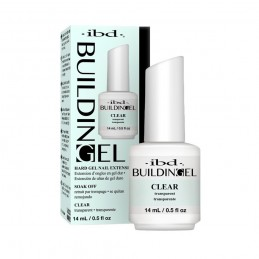 IBD BUILDING GEL CLEAR - 62490