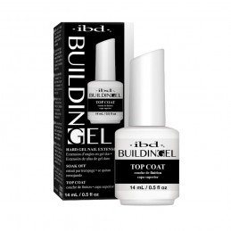 IBD BUILDING GEL TOP COAT - 62491