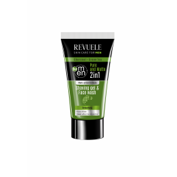 REVUELE MEN CARE CHARCOAL...