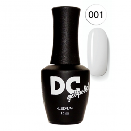DC LED/UV GEL POLISH - 001...