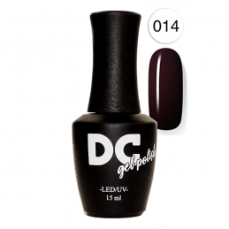 DC LED/UV GEL POLISH - 014...