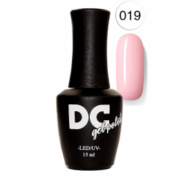 DC LED/UV GEL POLISH - 019...
