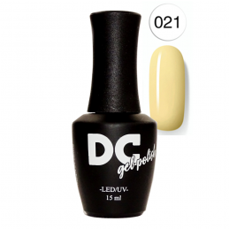 DC LED/UV GEL POLISH - 021...