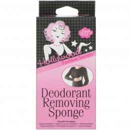 HOLLYWOOD FASHION SECRETS DEODORANT REMOVING SPONGE-7957