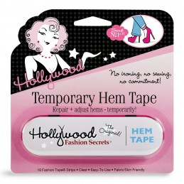 HOLLYWOOD FASHION SECRETS TEMPORARY HEM TAPE-52525