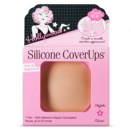 HOLLYWOOD FASHION SECRETS SILICONE COVERUPS-65684
