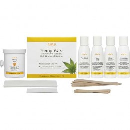 GIGI SET ZA MIKROVALNU HEMP WAX-0917