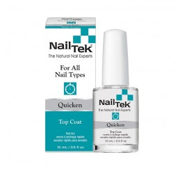 NAIL TEK QUICKEN TOP COAT-55824