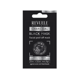 REVUELE CHARCOAL BLACK PEEL OFF MASK-100855