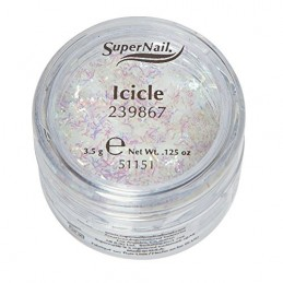 SUPERNAIL GLITER ICICLE -...