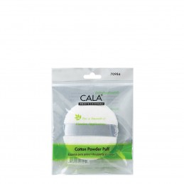 Cala Non-latex Cotton Powder Puff