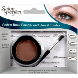 SALON PERFECT BROW POWDER...