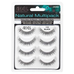 Ardell Natural Multipack 110 black 4/1