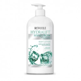 Revuele Moisturizing Body Lotion with Hyaluronic Acid Hydralift Hyaluron 400ml