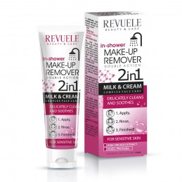 Revuele In-shower Make-up Remover for Sensitive Skin 100 ml
