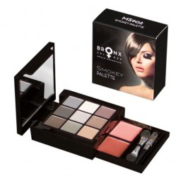Bronx Smokey makeup set