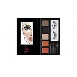 Ardell Beauty Looks to Kill Eye & Lip Palette - Sultry Night Out
