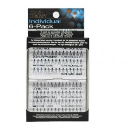 ARDELL 6-PACK INDIVIDUAL COMBO BLACK - 60075